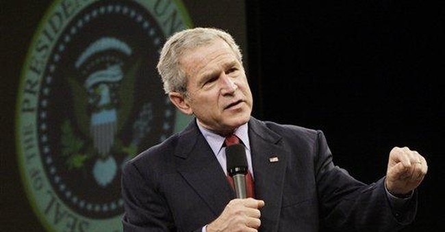 A Stock Market Vote of Confidence for Bush